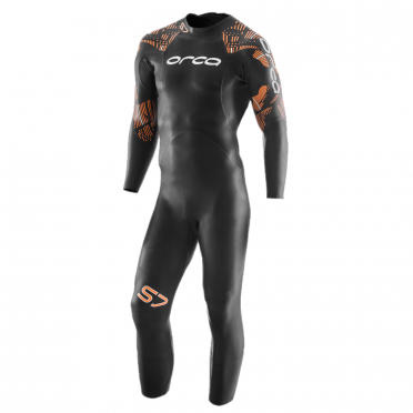 Orca S7 full sleeve wetsuit men