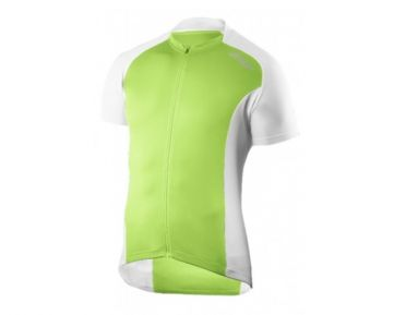 2XU Active Cycle Jersey (MC2295a) green white