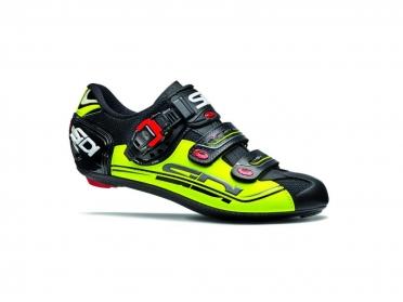 Sidi Genius 7 road shoe black/yellow men