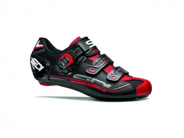 Sidi Genius 7 road shoe black/red men