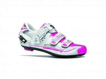 Sidi Genius 7 road shoe white/pink women