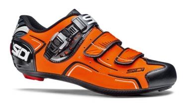 Sidi Level road shoe orange men