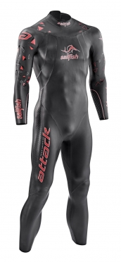 Sailfish Attack fullsleeve wetsuit men