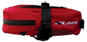 XLAB Mezzo saddle bag red