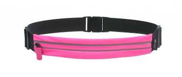 Miiego Running belt miibelt pink