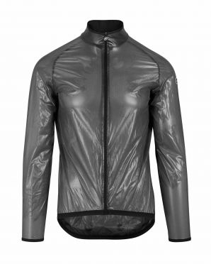 Assos Mille GT Clima EVO cycling jacket black men