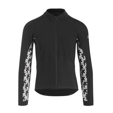 Assos Mille GT spring fall jacket black men