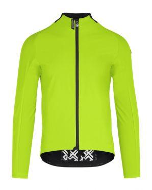 Assos Mille GT winter EVO cycling jacket green men