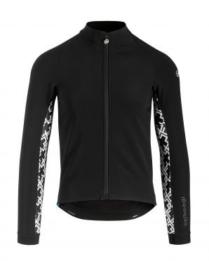 Assos Mille GT ultraz winter jacket black men