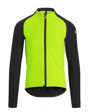 Assos Mille GT winter jacket green men