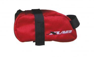 XLAB Mini saddle bag red