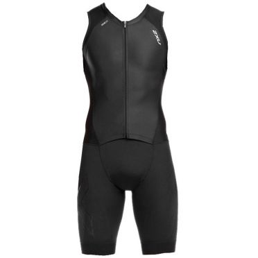 2XU Compression sleeveless trisuit black men 2018
