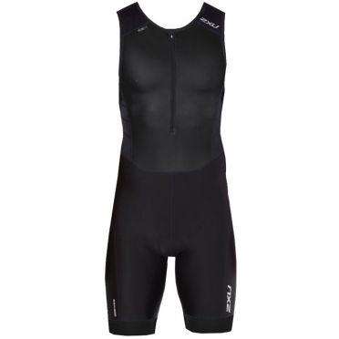 2XU Perform sleeveless trisuit black men 2018