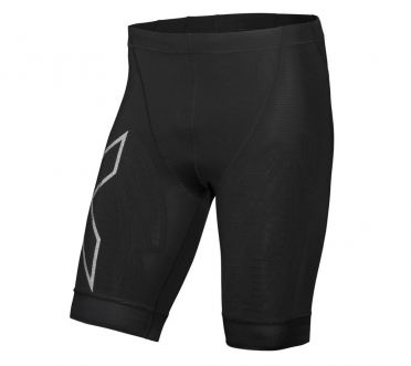 2XU Compression tri shorts black men