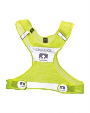 Nathan LightStreak Reflection/safety vest yellow