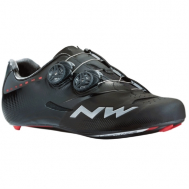 Northwave extreme tech plus race shoe black men's