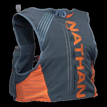Nathan VaporKrar2 Drinking backpack 4L Slate/Firecracker