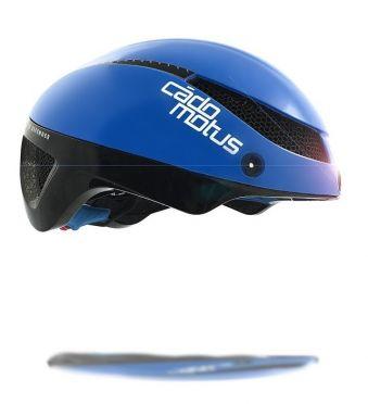 Cádomotus Omega Aerospeed helmet blue