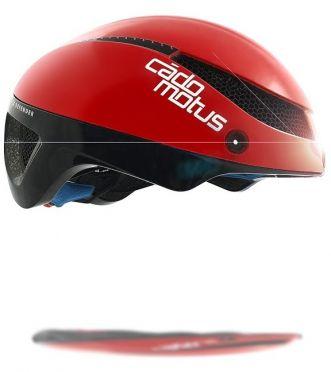 Cádomotus Omega Aerospeed helmet red