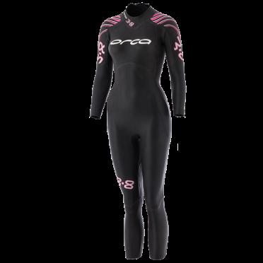 Orca 3.8 Enduro fullsleeve wetsuit women
