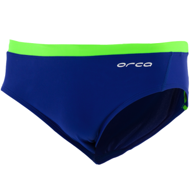 Orca Core brief blue/green men