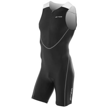 Orca Core equip race trisuit black/white men