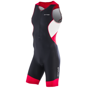 Orca Core race trisuit black/red men