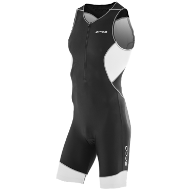 Orca Core race trisuit black/white men