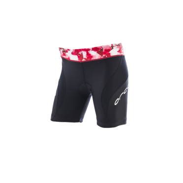 Orca Core tri short hipster black/pink women