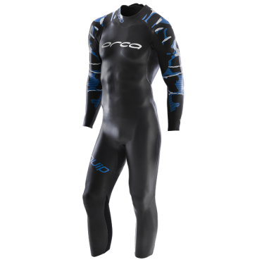 Orca Equip full sleeve used wetsuit men size 11