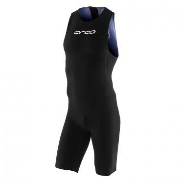 Orca 226 perform swimskin sleeveless black/blue men