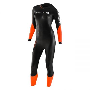Orca openwater SW fullsleeve wetsuit women