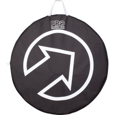 PRO Wheelbag black nylon PRBA0019