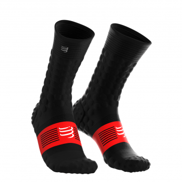 Compressport Pro Racing V3.0 winter cycling socks black