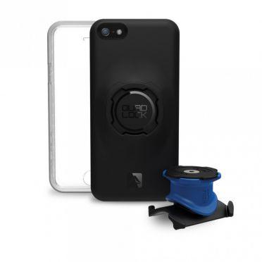 Quad Lock bike kit iPhone 8 phone mount
