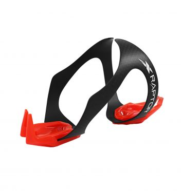 XLAB Raptor bottle cage red