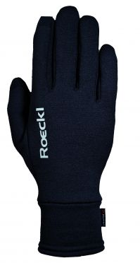 Roeckl Paulista winter cycling glove black unisex