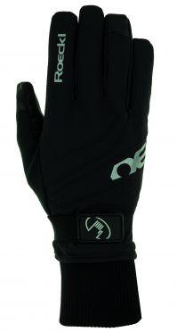 Roeckl Rocca GTX winter cycling glove black unisex