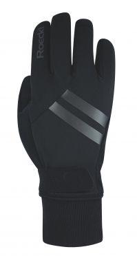 Roeckl Ravensburg winter cycling glove black unisex