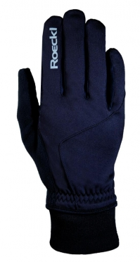 Roeckl Rajola winter cycling glove black unisex