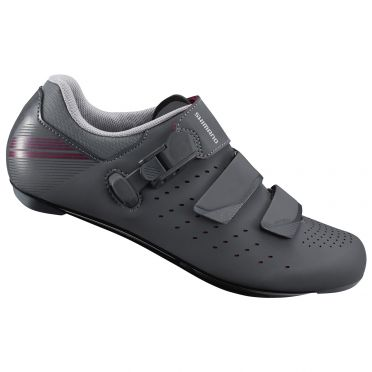 Shimano RP301 road shoe grey/red women size 37
