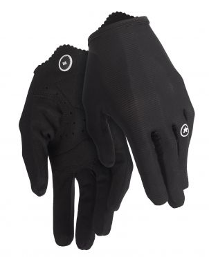 Assos RS Aero FF cycling gloves black unisex