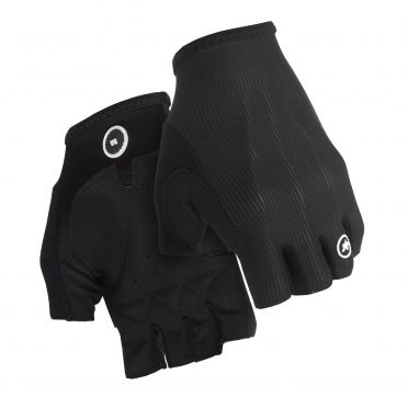 Assos RS Aero SF cycling gloves black unisex