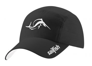 Sailfish Running cap black