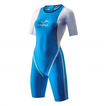 Sailfish rebel pro swimskin short sleeve women