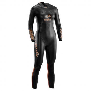 Sailfish Ignite fullsleeve wetsuit women