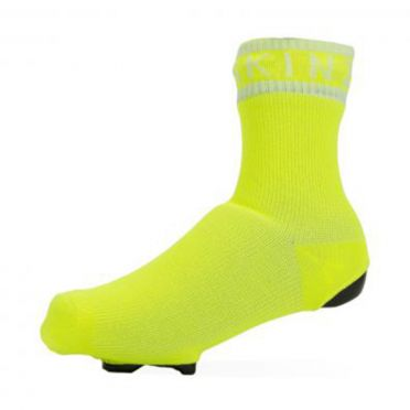 Sealskinz All weather cycling oversock yellow