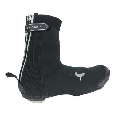 Sealskinz All weather open sole cycling overshoe black