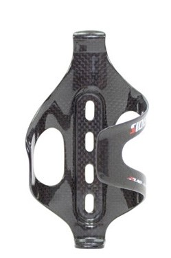 XLAB Sidekick bottle cage left entry black