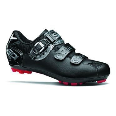 Sidi Eagle 7 mountainbike shoe shadow black mega men
